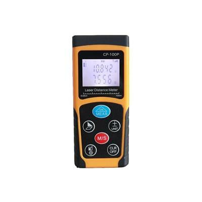 100m Mini Digital Laser Distance Meter Range Finder Measure Diastimeter CP-100
