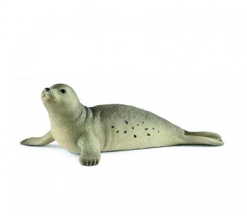Schleich 14801 Seehund 12 cm Serie Wasserwelt Neuheit 2018