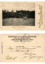 CPA PC Suriname MAABO - Boven Saramacca (a2437)
