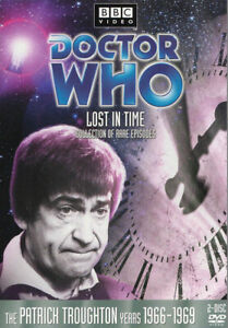 Doctor-Who-Lost-in-Time-Patrick-Troughton-Nuovo-DVD
