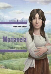 MARIANELA. NUEVO. Envío URGENTE. LITERATURA CLASICA (IMOSVER)
