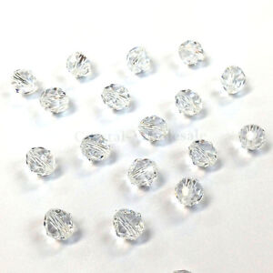 1440 Swarovski 5000 Round Beads 10 gross wholesale 2mm Clear CRYSTAL (001)