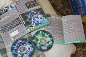 Doctor-Who-The-Semi-Of-Death-DVD-2-Disco-Edizione-Speciale-Mai-Suonato