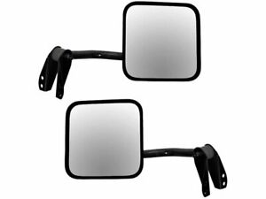 For 1976-1986 Jeep CJ7 Door Mirror Kit Left and Right Rampage 28876ZN 1984 1977