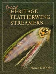 Tying-Heritage-Featherwing-Streamers-Paperback-by-Wright-Sharon-E-Brand-N