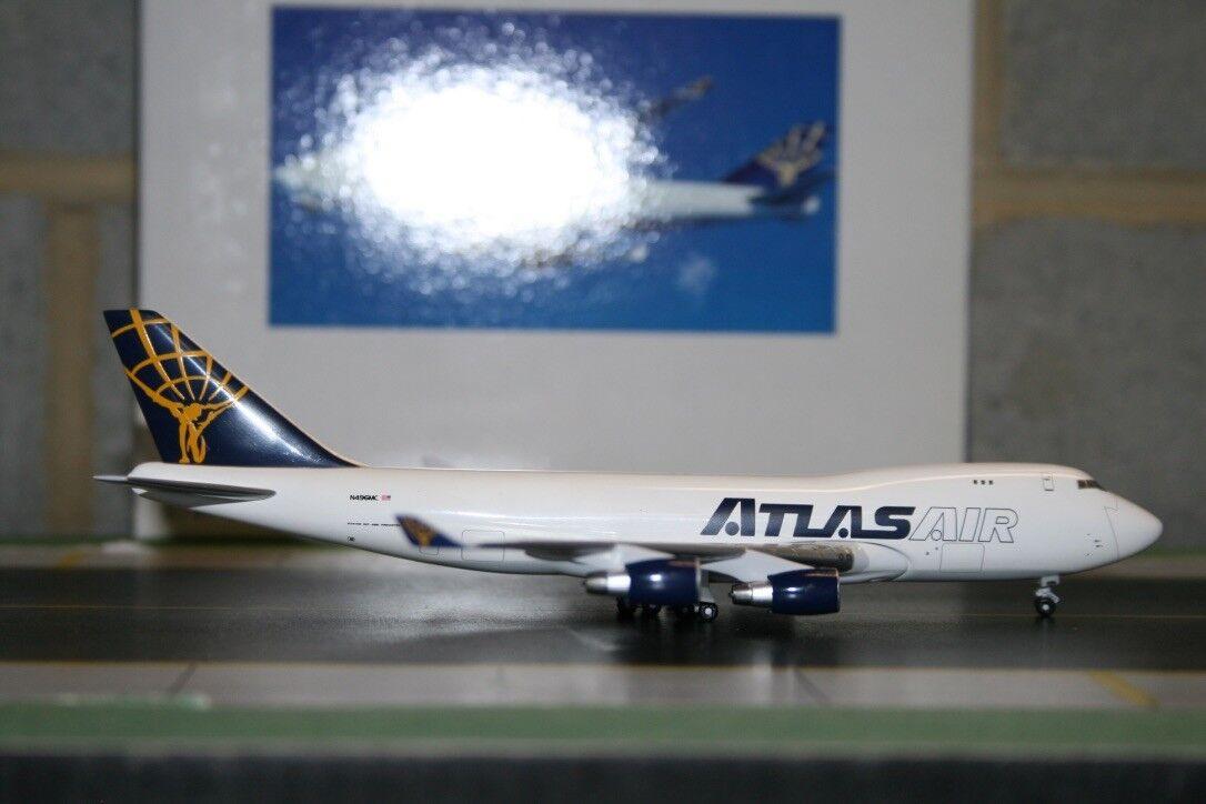 großBird groß Bird 1 400 Atlas Air Boeing 747-400F N496MC (BB4-2004-056)