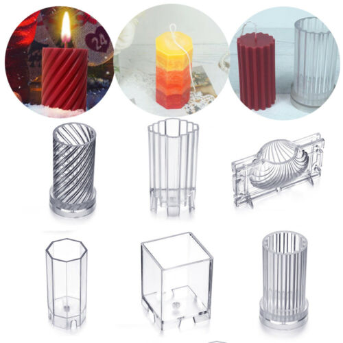 Handmade Christmas Decoration Soap Molds Cake Decoration Candle Mold Clay Tools