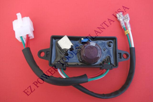 Marvelous Kubota Ae6500 Av6500 Av5500B Av6500B Automatic Voltage Regulator Avr Wiring Cloud Hisonuggs Outletorg