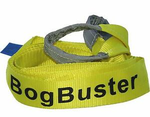 BOGBUSTER-SNATCH-TOW-STRAP-BRIDLE-WINCH-EXTENSION-TREE-TREE-TRUNK-PROTECTOR-8T