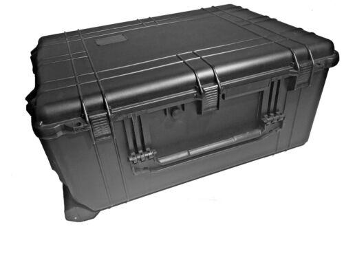 MOUSSES 730x530x320mm  DRONE CAMERA AUDIO MALLETTE VALISE TROLLEY  ETANCHE