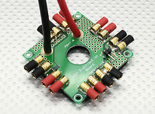 New Octocopter Power Distribution Board XT60 XT-60 10a Oct Mutlicopter 3.5mm