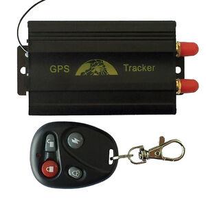 GPS-Tracker-TK103B-Stimme-Uberwachung-Ortung-GSM-GPRS-Online-Google-Ansicht-LK