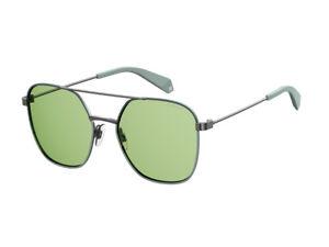 Occhiali-da-Sole-Polaroid-polarizzati-PLD-6058-S-metallo-verde-1ED-UC
