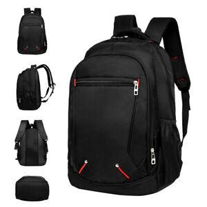 Uomo-Zaino-Impermeabile-Laptop-Bag-Waterproof-Zaino-Viaggi-di-piacere-45X31X16CM