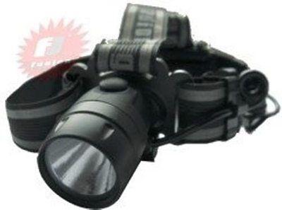 Stirnlampe Gradion Gh 100 3 Watt 100 Lumen Inkl. Rücklicht Ovp -neu- Vk: 54,90€