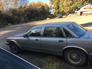 1991 Jaguar XJ6 Sport