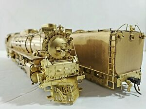 Ho-Scale-Brass-Key-Imports-Union-Pacific-FEF-3-4-8-4-Northern