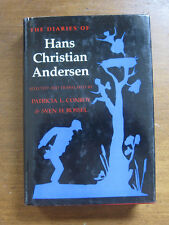 THE DIARIES OF HANS CHRISTIAN ANDERSEN - Conroy Rossel 1st/1st HCDJ fairy tales