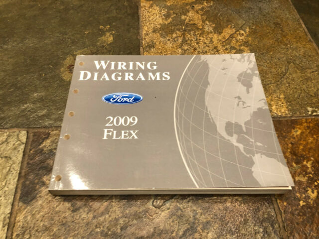 2009 Ford Flex Wiring Diagrams Electrical Service Manual