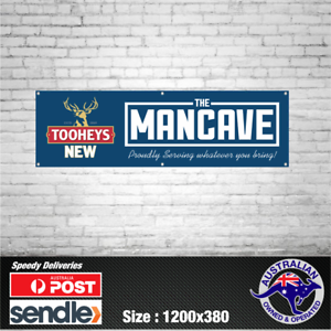 Tooheys-New-Banner-The-Mancave-Bar-Beer-Spirits-Shed-Aussie-man-shed-straya