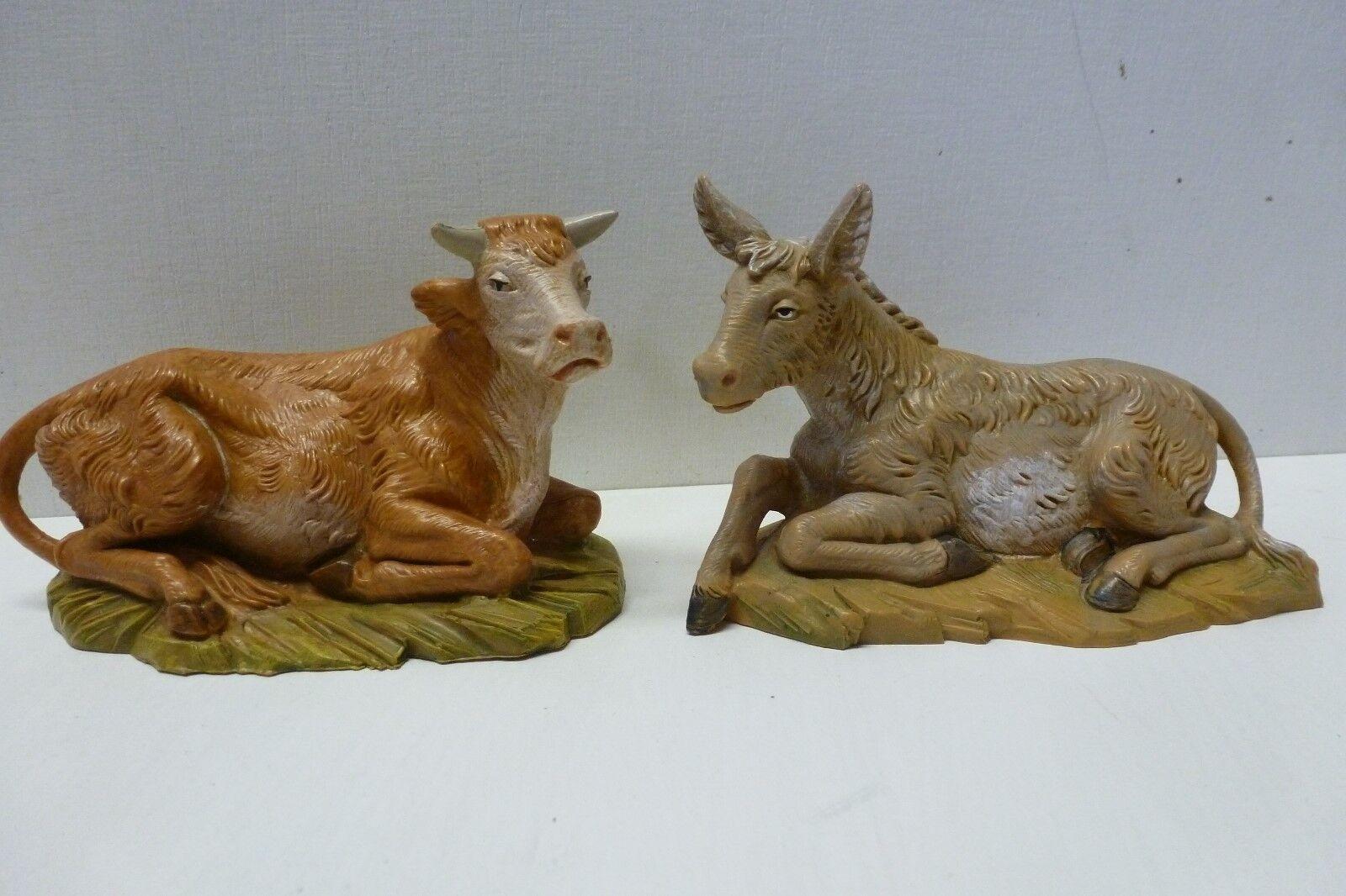 Fontanini   Krippenfiguren Kunststoff   Größe Größe Größe 12cm   5-teiliges Set I Fo12 05Fa   Primäre Qualität  29a325