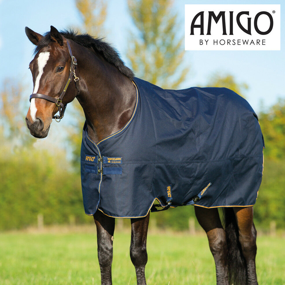 Horseware Amigo Bravo 12 XL 250g MediumWeißht Turnout Rug