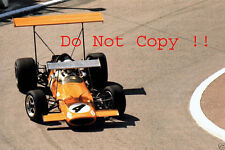 Bruce McLaren McLaren M7C Monaco Grand Prix 1969 Photograph 1