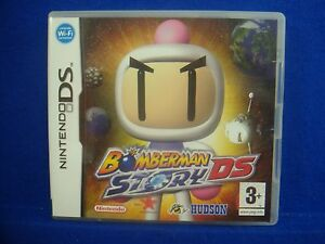 ds-BOMBERMAN-STORY-DS-Game-RPG-Adventure-Lite-DSi-3DS-REGION-FREE-Pal-English