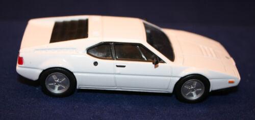 deAgostini //OVP  1:43 Modellauto//  BMW 1 SERIES