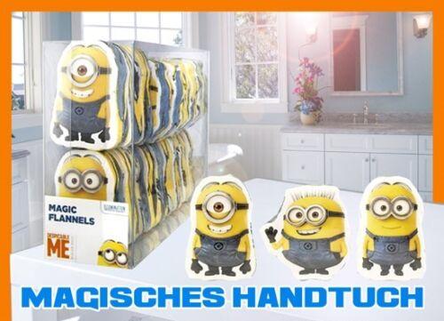 Minions Magisches Handtuch Magic Towel Minion Neu /& OVP Despicable Me