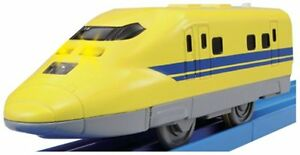 TAKARA TOMY TECOLOGY PLARAIL TP-04 CLASS 923 DOCTOR YELLOW NEW from Japan F/S