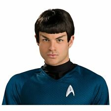 STAR TREK Mr Spock Men's Adult Vulcan Costume Wig
