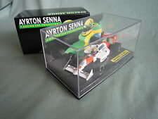 DV5417 MINICHAMPS AYRTON SENNA EDITION 43 N°1 Mc LAREN MP4/4 HONDA TURBO 1988 F1