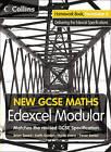 New GCSE Maths: Homework Book Foundation 2: Edexcel Modular (B) by HarperCollins Publishers (Paperback, 2010)