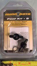Minn Kota MKP-10 Boat Trolling Motor Propeller Prop Nut and Pin Kit B, 1865011