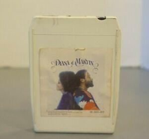 Diana-Ross-amp-Marvin-Gaye-8-Track-Tape-Motown-Vintage