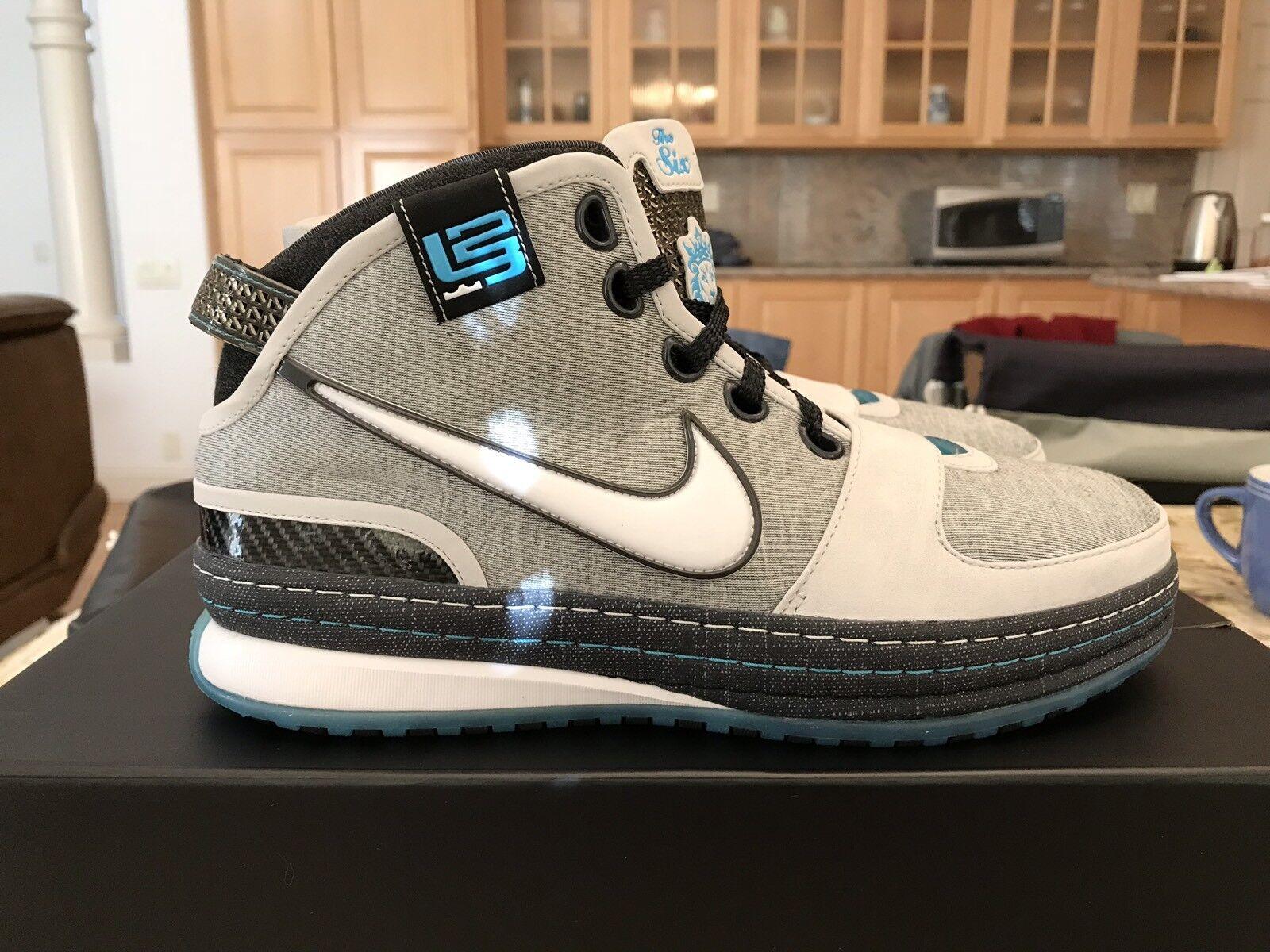 Men's Nike Zoom Lebron VI  Athlete  US Size 9 346526-041