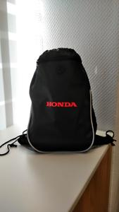Original-Honda-Gym-Bag-Sports-Bag-Gymbag-Black