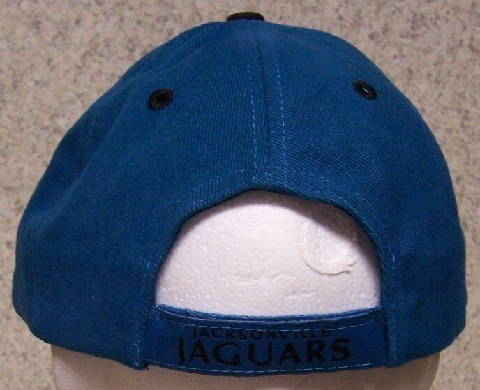 Embroidered Baseball Jaguars Cap Sports NFL Jacksonville Jaguars Baseball NEW 1 hat size fits all 18b0ce