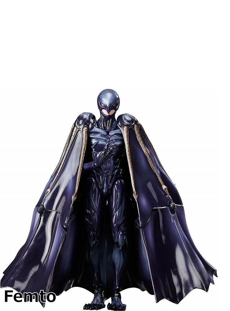 Figma Femto from Anime Berserk Action Figure FREEing GodHand Griffith