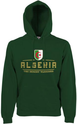 Argelia fan Hoodie sudaderas wm2018