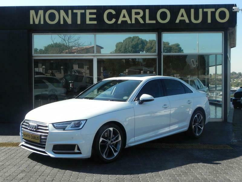2019 Audi A4 4.0 TDI Auto, White with 3800km available now!