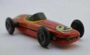 Vintage Rare Soviet Russian Tin Toy
