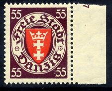 DANZIG 1937 Arms definitive 55 Pf. MNH / **