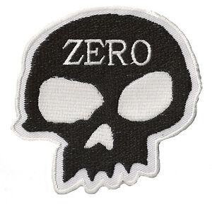 Patch transfert écusson patche ZERO medium thermocollant