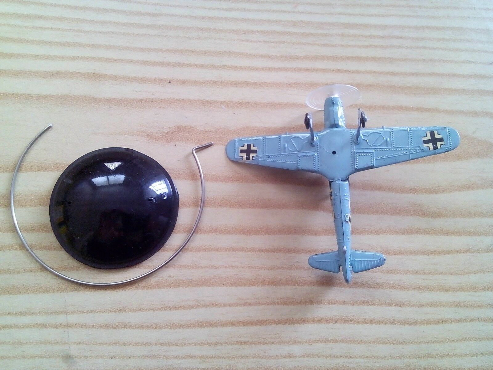 Eko Aviones - Messerschmitt ME. 109 Sin Caja - - - Lote 7 1c45ec