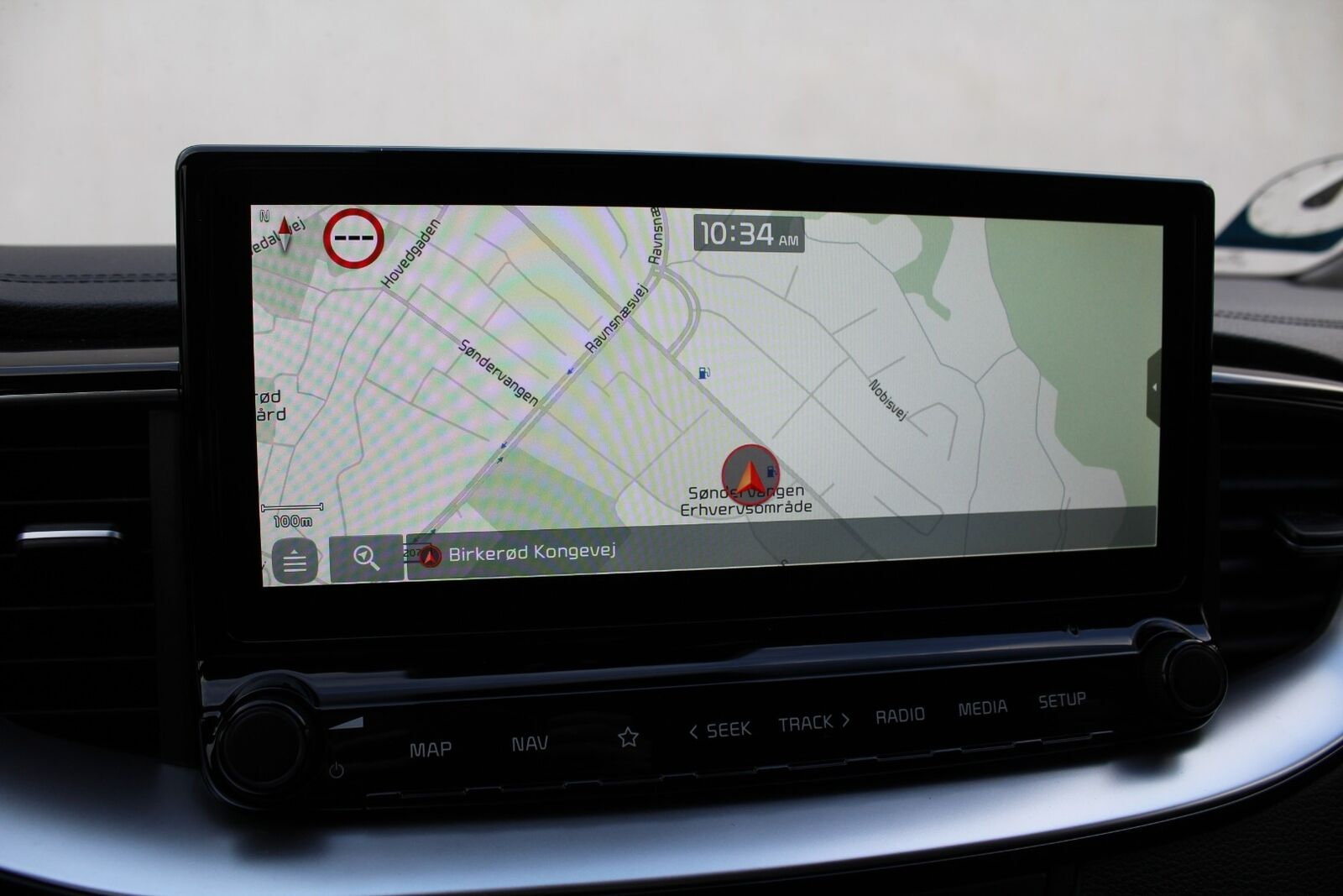 Kia XCeed 1,6 PHEV Upgrade+ DCT - billede 8