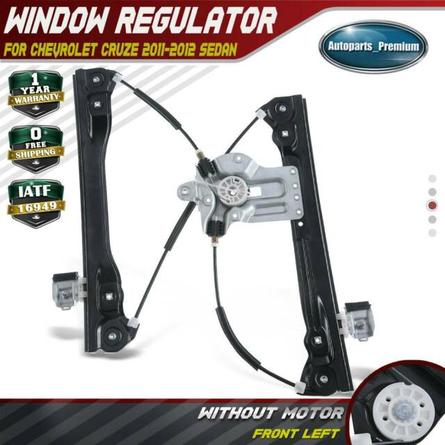 A-Premium Power Window Regulator Without Motor for Toyota Camry 2002-2006 Front Driver Side
