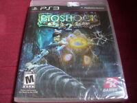 Bioshock 2 Ps3 Factory Sealed Cl Lk Ships Fast