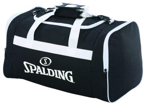 Spalding Unisex Team Bag Medium Sporttasche M 50L schwarz//weiss 300453601